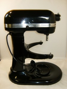 Kitchenaid Professional Pro Hd Stand Mixer Body Only Black