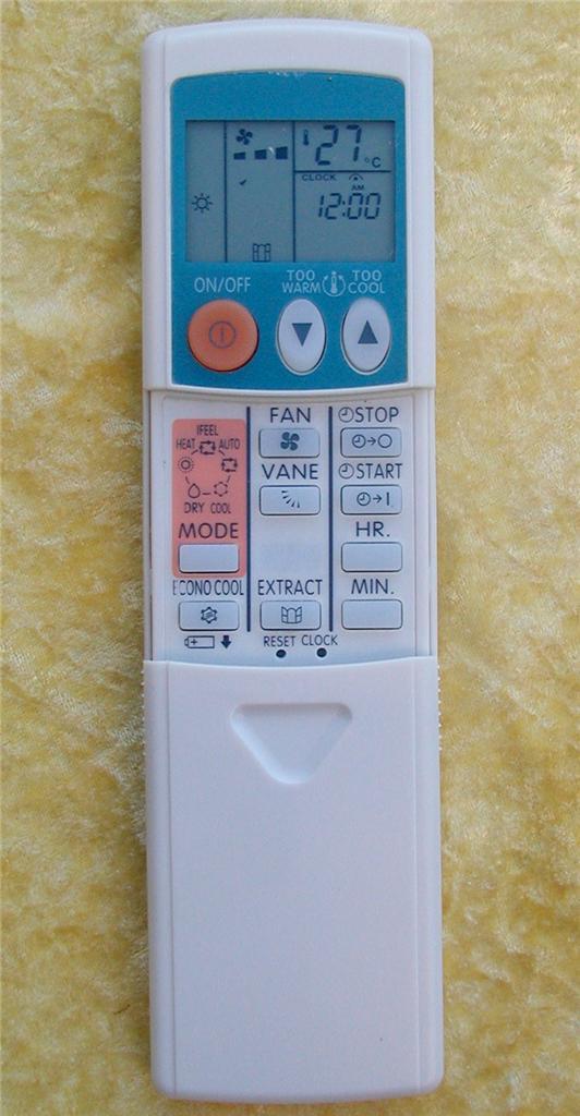 Mitsubishi air Conditioner controller user manual srk71zea s1