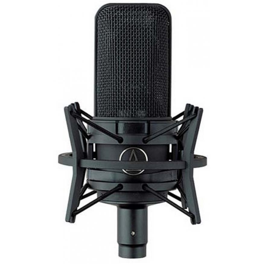 audio technica at4033asm 40 series cardioid condenser studio microphone new ebay. Black Bedroom Furniture Sets. Home Design Ideas