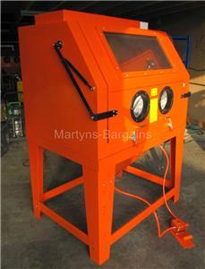 New Industrial Sand Blasting Cabinet Sbc990 Cabinet