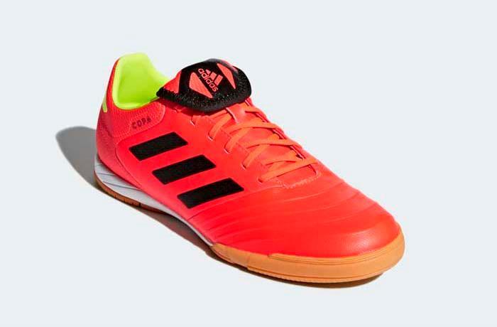 new concept 3d401 625e6 ... 2018 Adidas Adidas Adidas COPA TANGO 18.3 Para Hombre Botas de Fútbol  Indoor Fútbol Zapatos DB2450