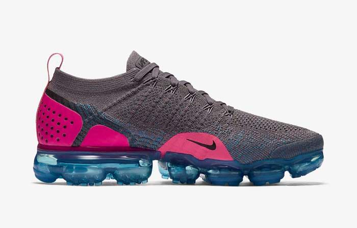 34a477bb5a3 ... 1805 Nike Air VaporMax Flyknit 2 Men s Training Running Shoes Shoes  Shoes 942842-004 78f128