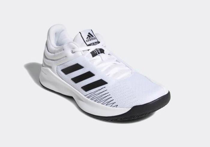 2018 Adidas PRO PRO PRO SPARK bajo 2018 para hombres zapatos de baloncesto AP9838 c753ab