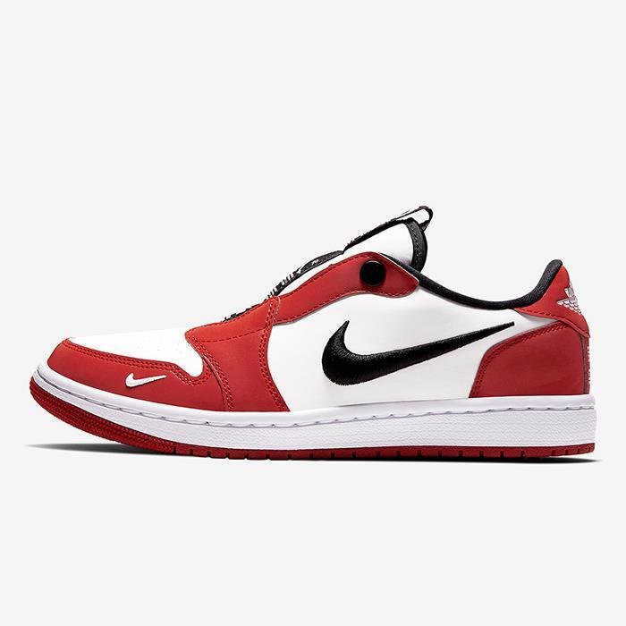 56d7ef5634e 1903 Nike Air Jordan 1 Low Slip Women s Basketball Shoes BQ8462-601 ...