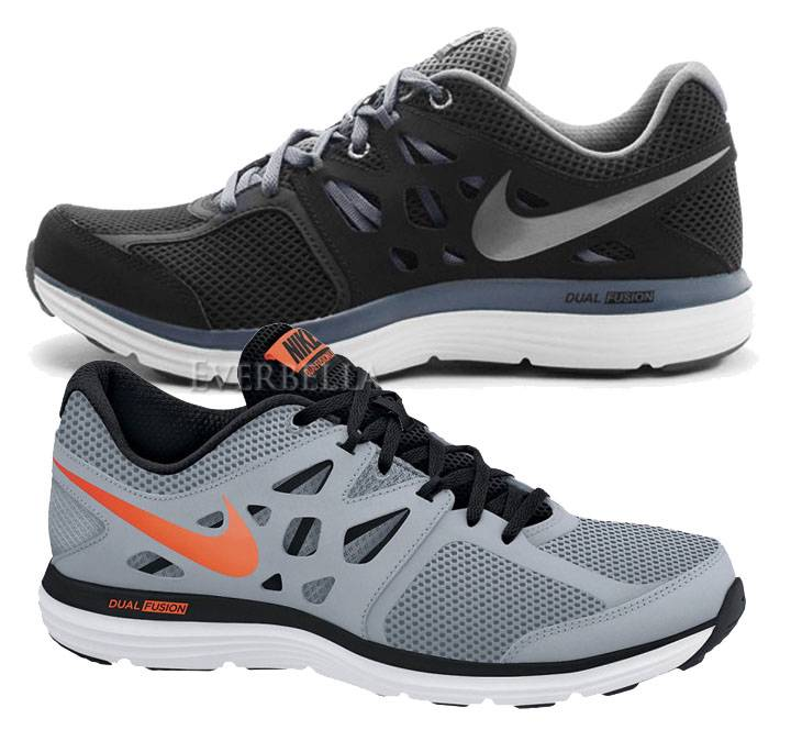 Mens Nike Dual Fusion Lite Running Shoes