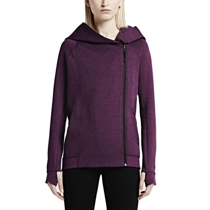 2015 sep nike tech fleece women 39 s athletic cape hoody. Black Bedroom Furniture Sets. Home Design Ideas