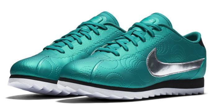 Green Nike Cortez Shoes Nike Shoes Air