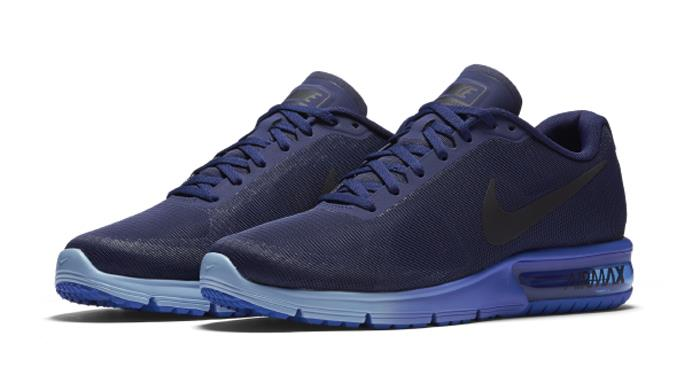 buy popular 8b2be 8236a outlet 1611 Nike Air Max Sequent Men s Training Running Shoes 719912-407