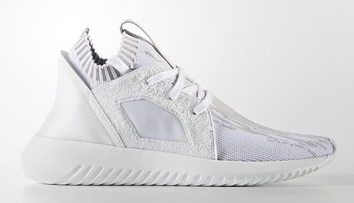 d687cfd2db21a ... 1704 adidas Originals Tubular Defiant Primeknit Women s Sneakers Shoes  BB5142