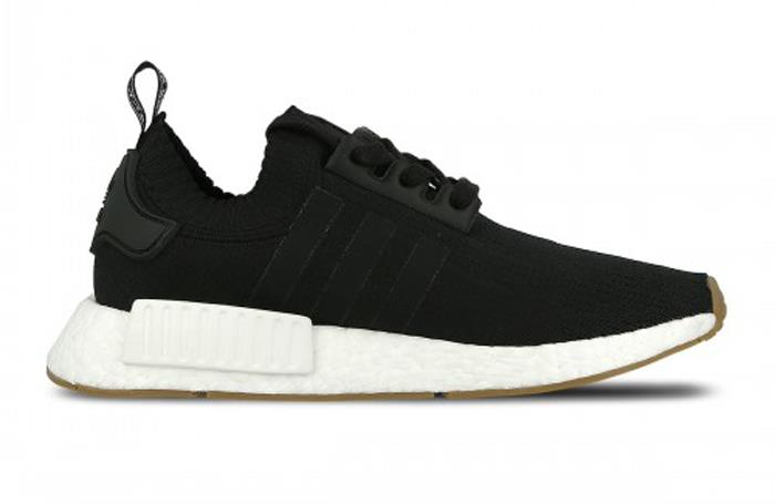 268e49378b05 1705 adidas Originals NMD R1 Primeknit Unisex Sneakers Shoes BY1887