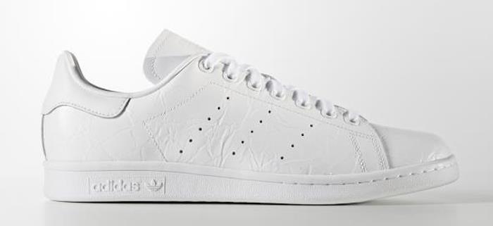 1708 adidas Originals Stan Smith zapatillas hombres zapatos de los deportes bz0473