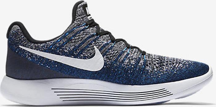 1708 Nike Lunarepic Low Flyknit 2 Men's Training Running Shoes 863779-007
