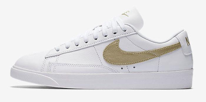 1709 Nike Blazer Low LE femmes Sneakers Chaussures Sports Chaussures Sneakers AA3961-103 9c4f31