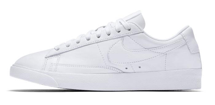 1709 Nike Blazer Low LE Women's Sneakers Sports Shoes AA3961-104