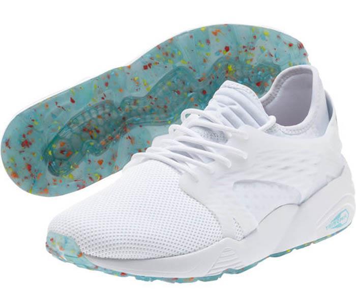 1709 Puma Blaze Cage Kiku Men's Trainning Running Shoes 364785-01