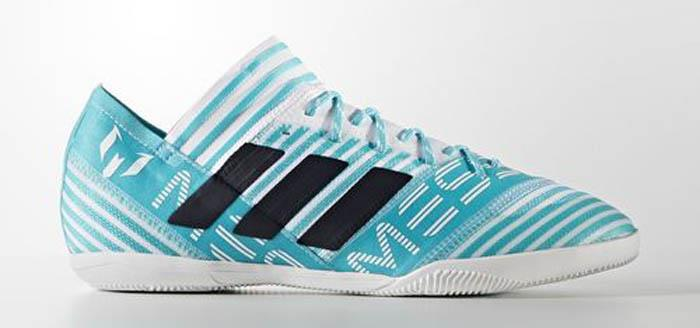 1709 adidas Nemeziz Messi Tango 17.3 Men's Indoor Soccer Football Shoes BY2416