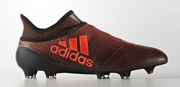 1709 adidas Soccer X 17+ Purespeed Men 's FG Soccer Cleats Football Shoes S82443