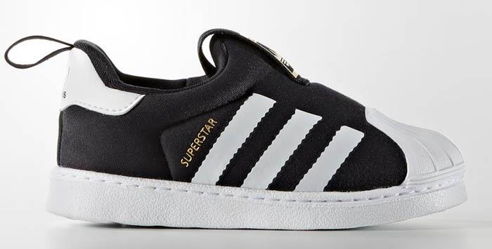 1709 adidas originali superstar 360 bambino scarpe sportive