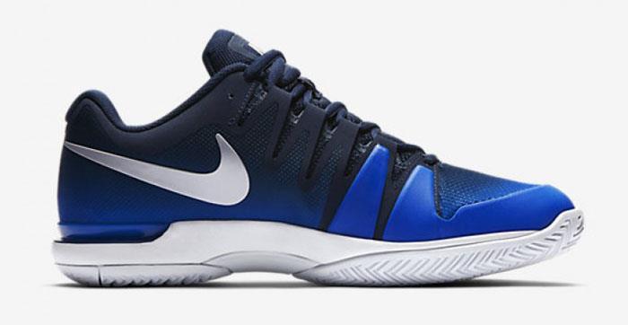 1710 Nike Zoom Vapor 9.5 Tour Men's Tennis Shoes 631458-440