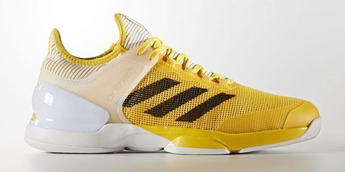 1710 adidas Adizero Ubersonic 2 Men 's Tennis Shoes CG3083