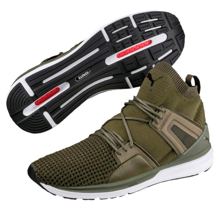 o Hi B Men's 1710 Waffleknit g Limitless High Running Shoes Puma SX7nU6E