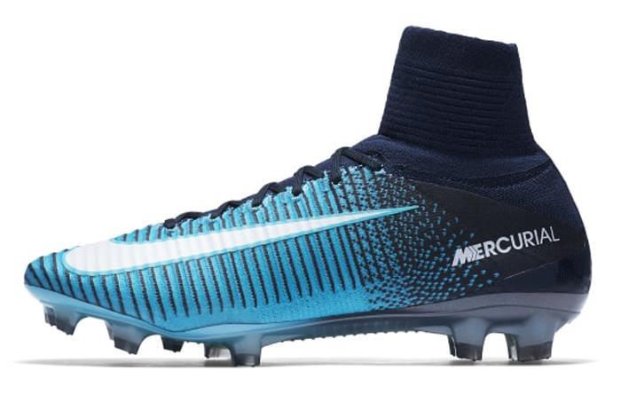 1711 Nike Mercurial Superfly V DF Men's FG Soccer Football Shoes 831940-414