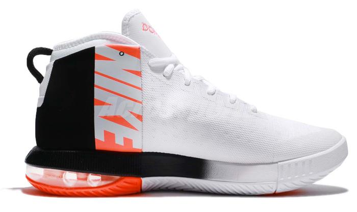 1711 Nike Air Max chaussures Dominate EP homme Basketball chaussures Max 897652-100 4fc56c