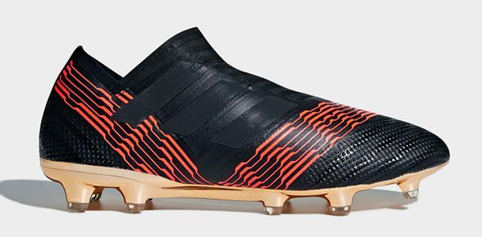 1711 adidas Nemeziz 17+ 360 Agility Men's FG Soccer Cleats Football Shoes BB6317