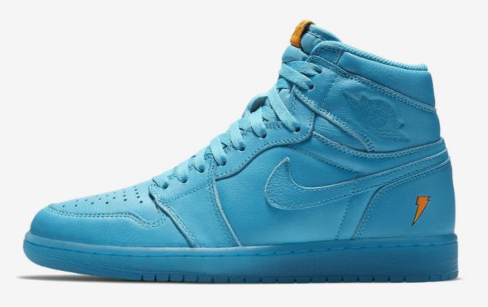 1712 Nike Air Jordan 1 Retro OG Gatorade Edition Men's Sneakers Shoes AJ5997-455