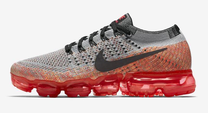 1801 Nike Air VaporMax Flyknit Women's Training Running Shoes 849557-026