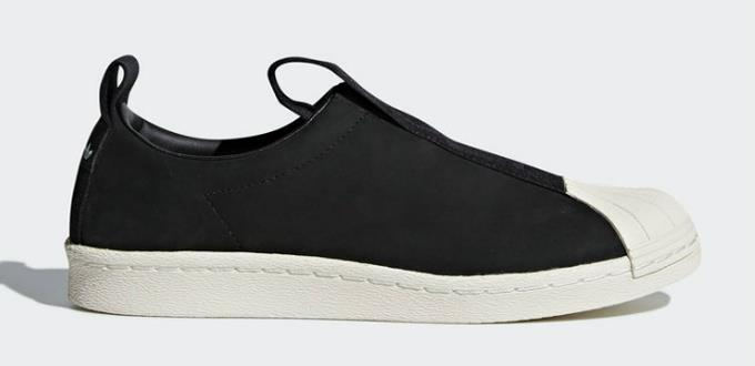 1706 adidas Originals Superstar Slipon Women's Sneakers Sports Shoes BY2949