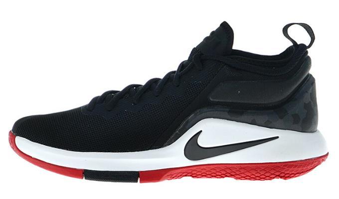 1801 Nike Lebron Witness II chaussures EP homme Basketball chaussures II AA3820-006 e64118