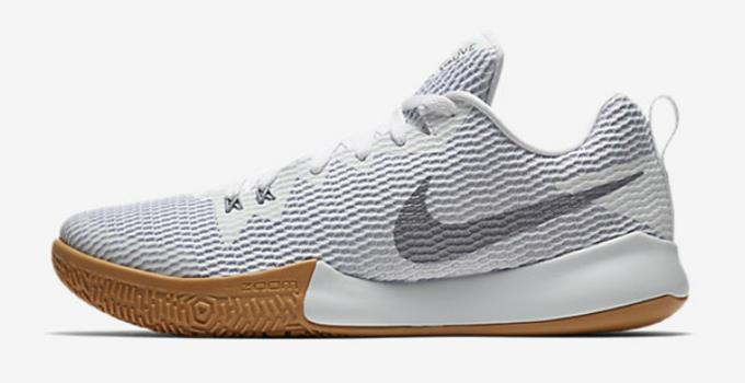 1801 Nike Zoom Live Chaussures II EP Hommes Basketball Chaussures Live AH7567-100 6998bc