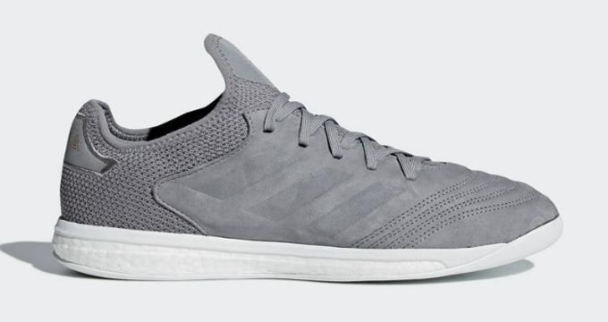 1801 adidas Copa 18+ Premium Men's Indoor Soccer Boots Football Shoes AC7448