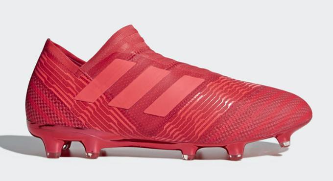 1801 adidas Nemeziz 17+ 360 Agility Men 's FG Soccer Cleats Football Shoes CM7731