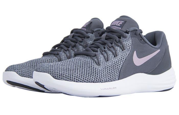 1802 Nike femmes Lunar Apparent femmes Nike Training Running Chaussures 908998-005 a69acd