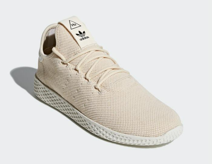 1802 Men's adidas Originals Pharrell Williams Tennis Hu Men's 1802 Sneakers Shoes AC8699 460459