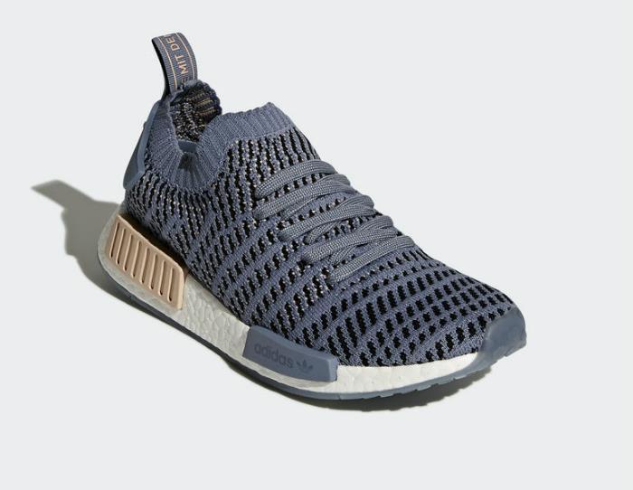 1802 Adidas Originals Nmd R1 Stlt Primeknit Women S Sneakers Sports
