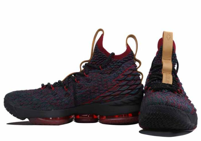 1802 Nike Lebron XV EP Men's Basketball Shoes 897649-300
