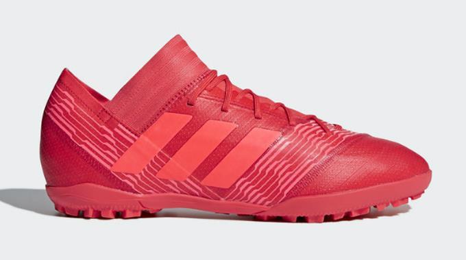1710 adidas Nemeziz Tango 17.3 Men 's Indoor Soccer Football Shoes BY2815