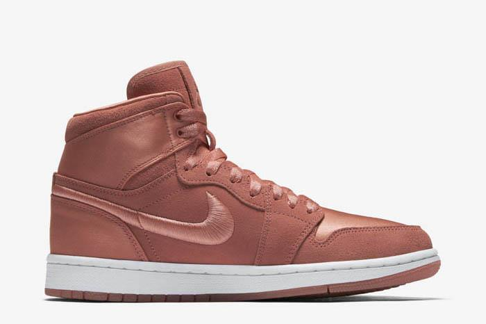 2018 Nike Air Retro Jordan 1 Retro Air Alta soh para Mujer Zapatillas Calzado Deportivo AO1847-640 67f91e