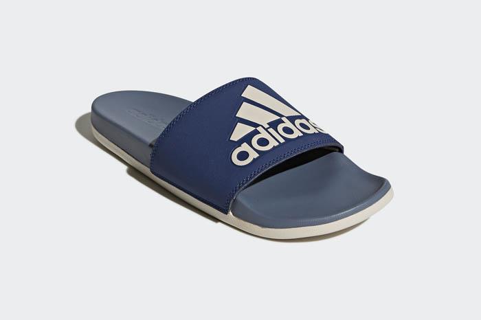 1804 adidas männer adilette cloudfoam plus logo männer adidas rutschen pantoffeln cg3423 59b75a