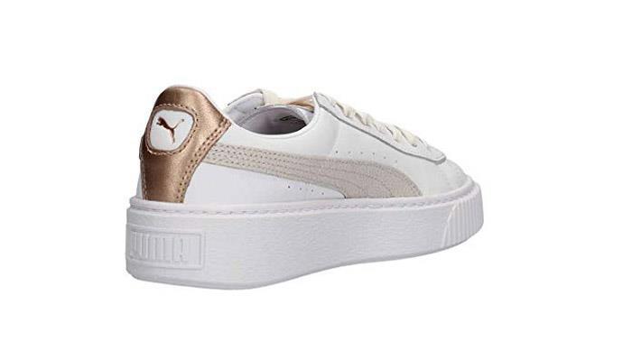 1805 Euphoria Basket Femme Gum Puma Sneakers Platform CqAwUZx