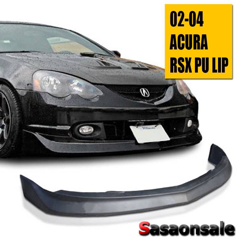 02 04 Acura RSX DC5 Mugn Style JDM Front Bumper Chin Lip
