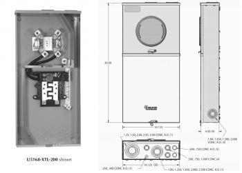 milbank 200 meter socket wiring diagram milbank free 3 gang electrical wiring diagrams residential