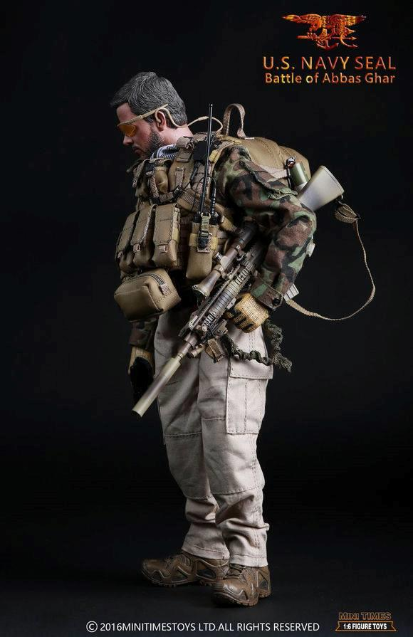 Product Announcement Mini Times Toys Us Navy Seal Battle