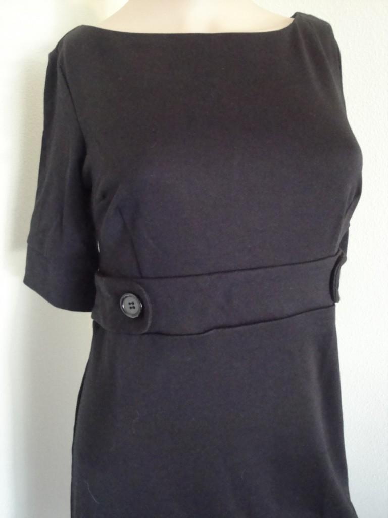 Merona Womens Tab Waist Ponte Dress   Assorted Colors