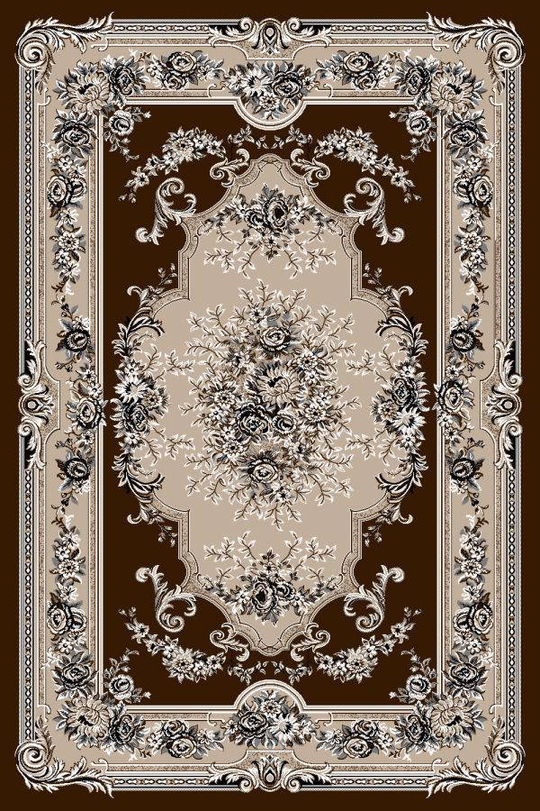 Burgundy Green Victorian Area Rug Carpet Traditional Black