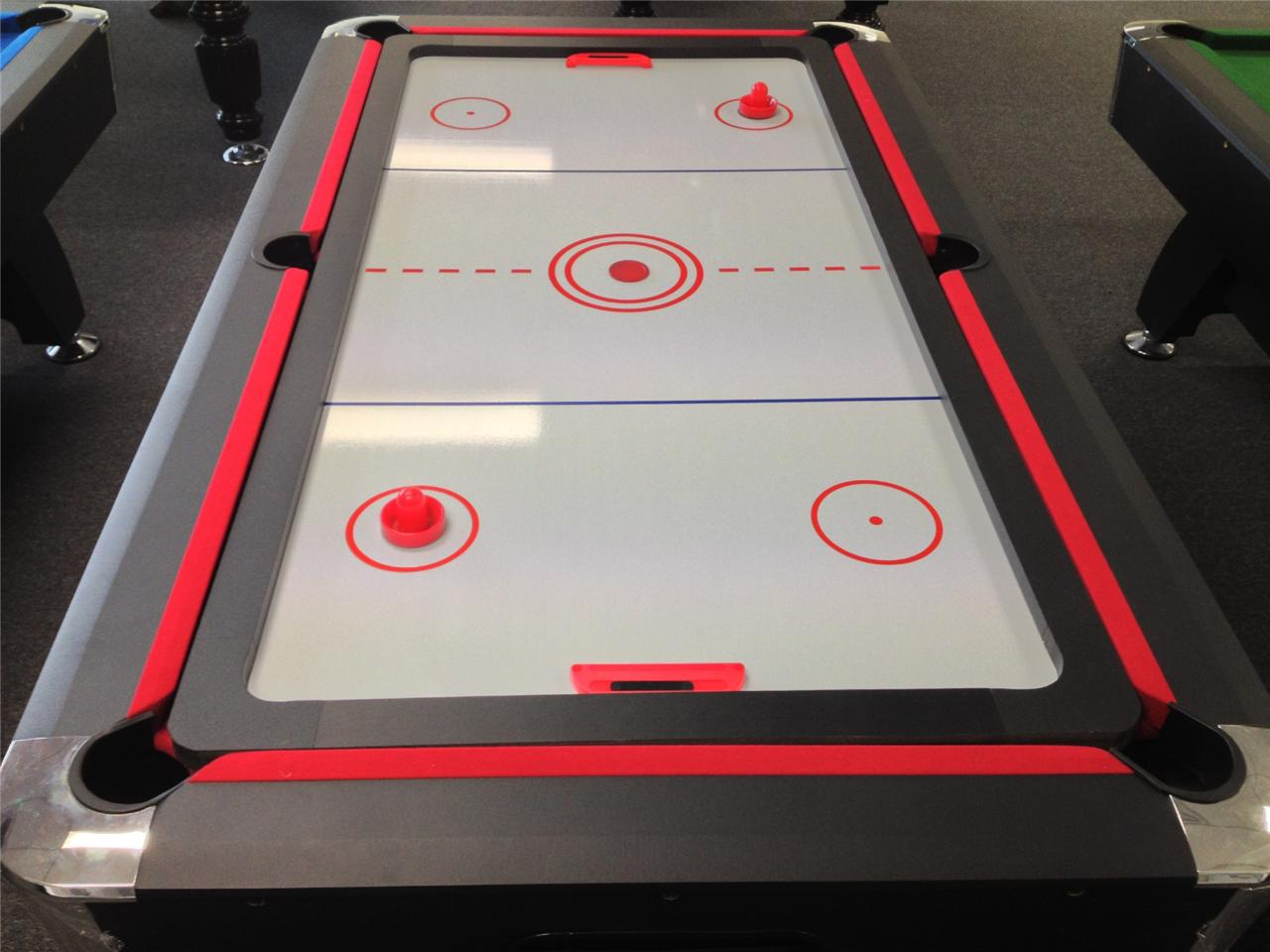 Excellent 7Ft Blue Pool Table Snooker Billiards Free Ping Pong And Air Hockey Top Download Free Architecture Designs Lectubocepmadebymaigaardcom