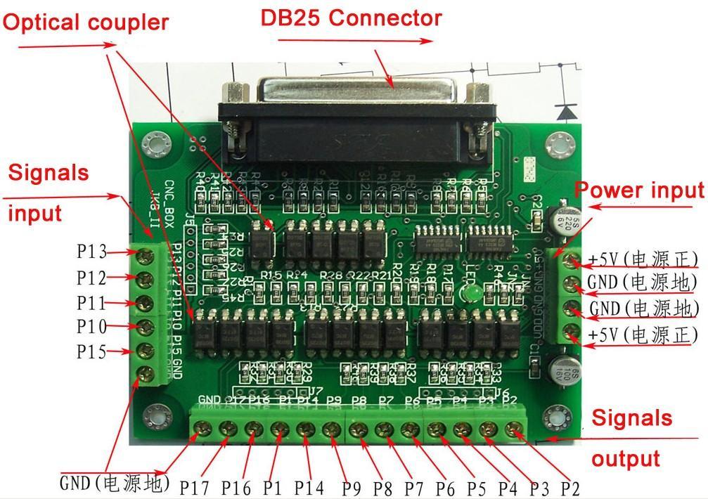 german ship 3 axis nema23 stepper motor 425oz in dual drivers rh ebay co uk Wiring Diagram Symbols Wiring Diagram Symbols